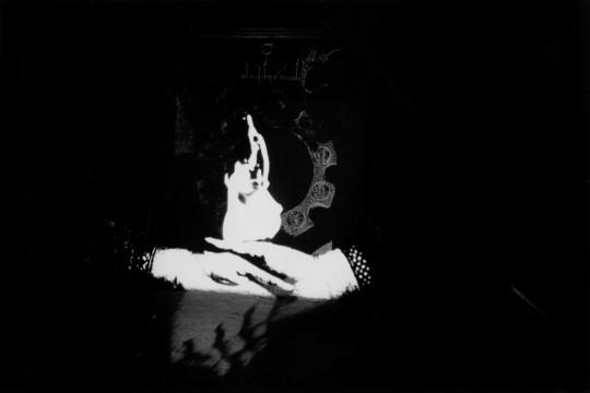 Cécile Ravel - cinéma élargi De l'autre côté du miroir I & II