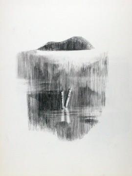 Cécile Ravel - dessin Exîle