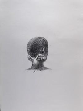 Cécile Ravel - dessin Exîle #1
