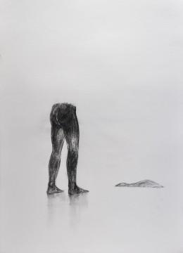 Cécile Ravel - dessin Exîle #2