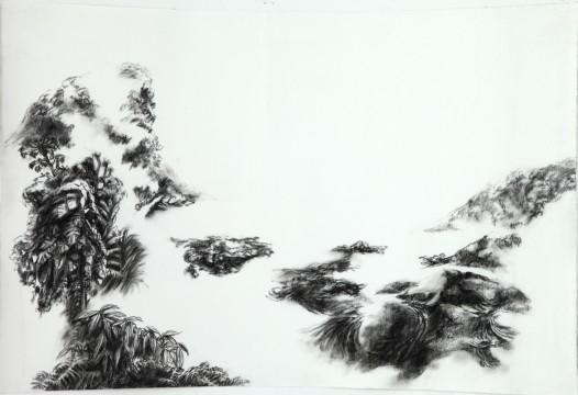 Cécile Ravel - dessin Panorama Sud-Est
