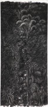 Cécile Ravel - dessin Ravine noire #3