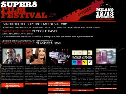 Cécile Ravel - Milano Super 8 Film Festival 2011
