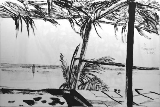 Cécile Ravel - dessin Impression #4