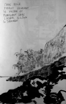 Cécile Ravel - dessin Impression #8