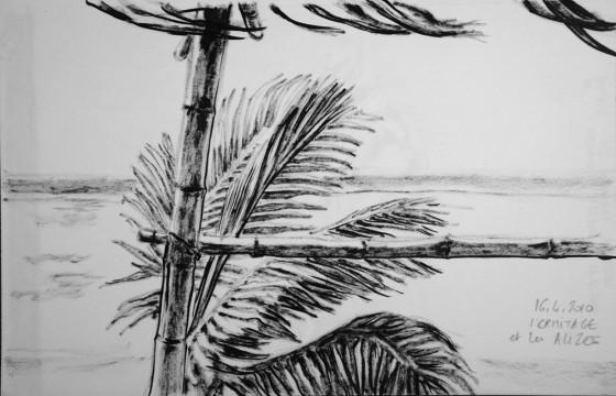 Cécile Ravel - dessin Impression #10