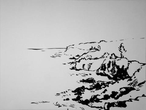 Cécile Ravel - dessin Impression #16