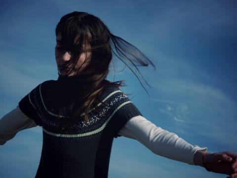 Cécile Ravel - film super 8 - L'eau, l'air et les songes