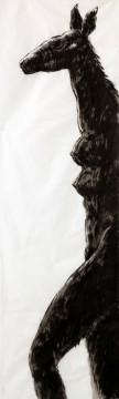 Cécile Ravel - dessin Harde-Biche